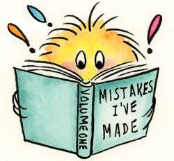 Mistakes Volume One